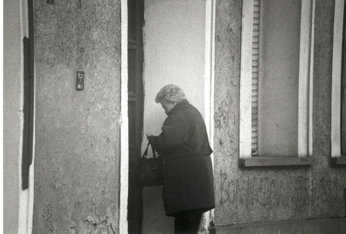 analoge street photography
